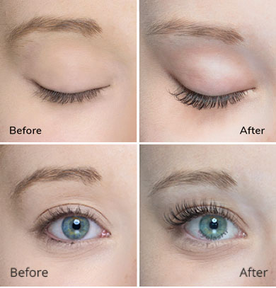 GET YOUR IN HOME LUXURY EYELASH EXTENSIONS TODAY, BOOK ...