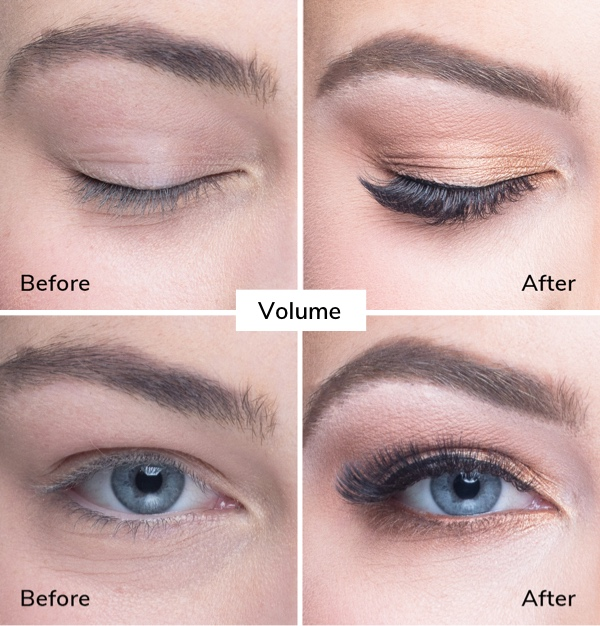 Houston Surrounding Get Eyelash Extensions Delivered To You In